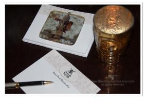 art glass, theRDBcollection, fleur de lis paperweight, fleur de lis photo, New Orleans, NOLA, therdbcollection.com